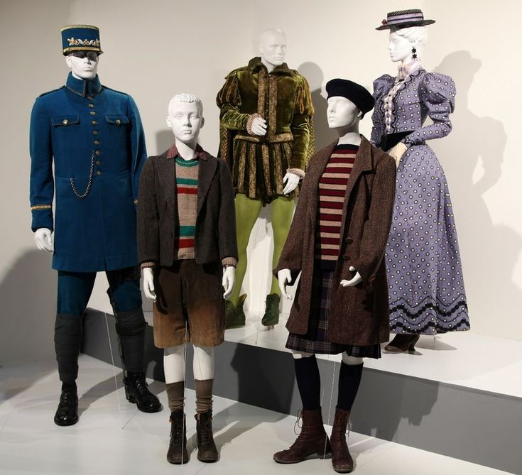 """""""Hugo"""" Costumes by Sandy Powell."""