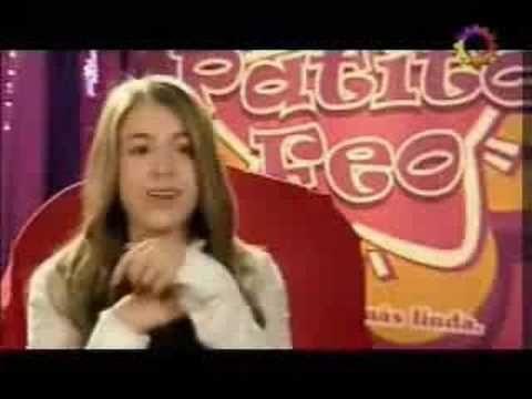 La Gira mas Linda Patito Feo -