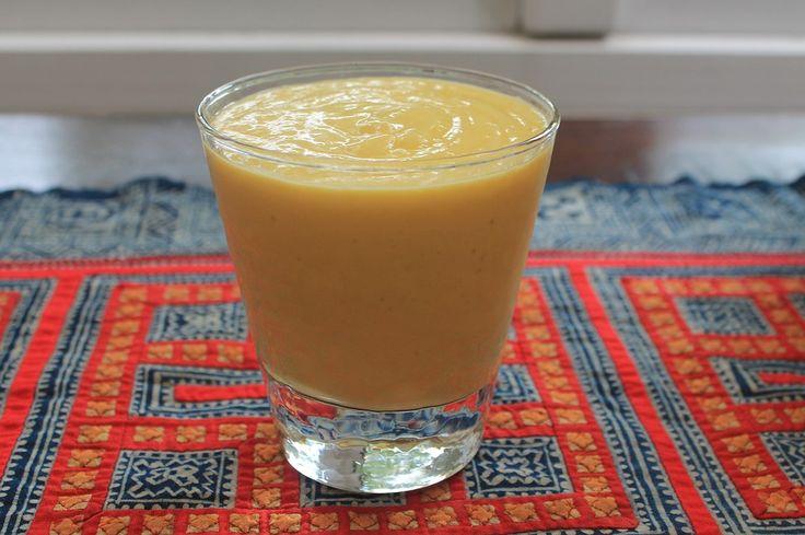 4 recepty na zdravá podzimní smoothie
