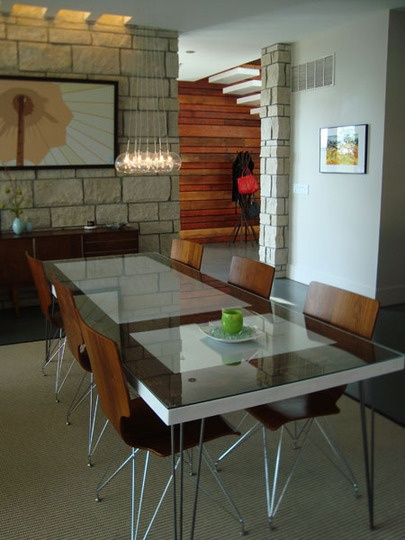5 Creative Reuses For A Paneled Door Dining TableDining Room