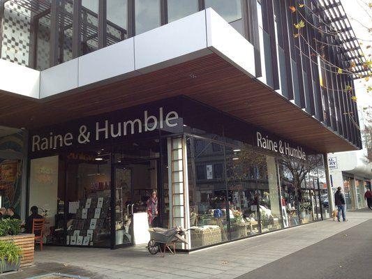 Main Store Entrance on 21-31 Hall Street, Moonee Ponds, Victoria, Australia