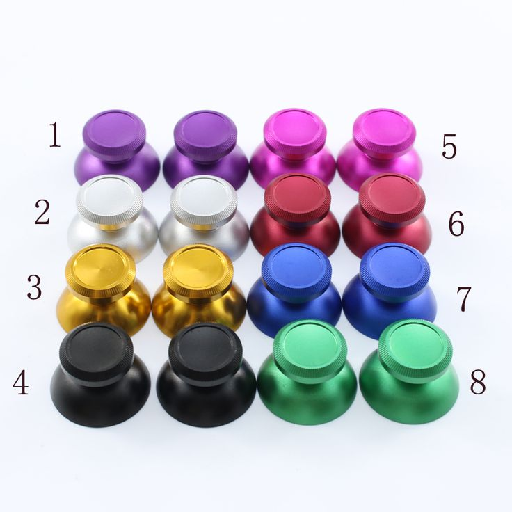 $2.89 (Buy here: https://alitems.com/g/1e8d114494ebda23ff8b16525dc3e8/?i=5&ulp=https%3A%2F%2Fwww.aliexpress.com%2Fitem%2F2pcs-Lot-Aluminum-Metal-3D-Analog-Joystick-thumbStick-grips-Cap-Replacement-for-playstation-4-PS4-XBOX%2F32716019465.html ) 2pcs/Lot Aluminum Metal 3D Analog Joystick thumbStick grips Cap Replacement for playstation 4 PS4 XBOX ONE Gamepad Controller for just $2.89