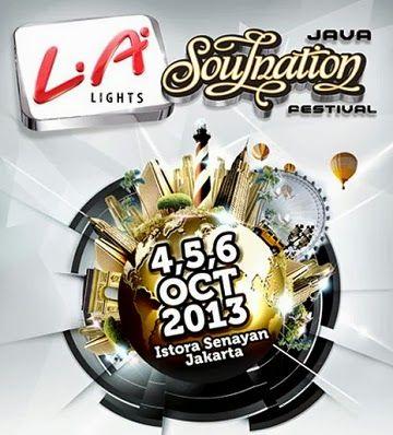 Java Soulnation Festival 2013 mulai digelar malam ini.  Ingin tahu line up artisnya? Check this out...