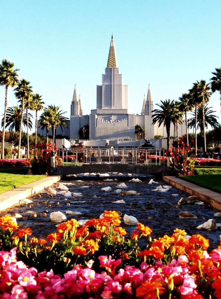 Oakland, California Lds Temple