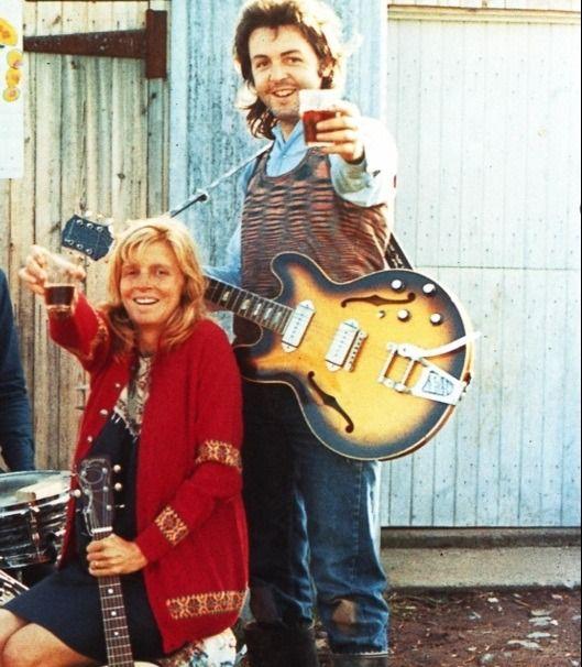 Linda & Paul