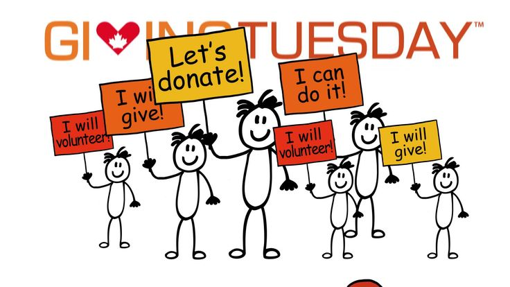 What is GivingTuesday all about? Check out this short video for more info.  :)