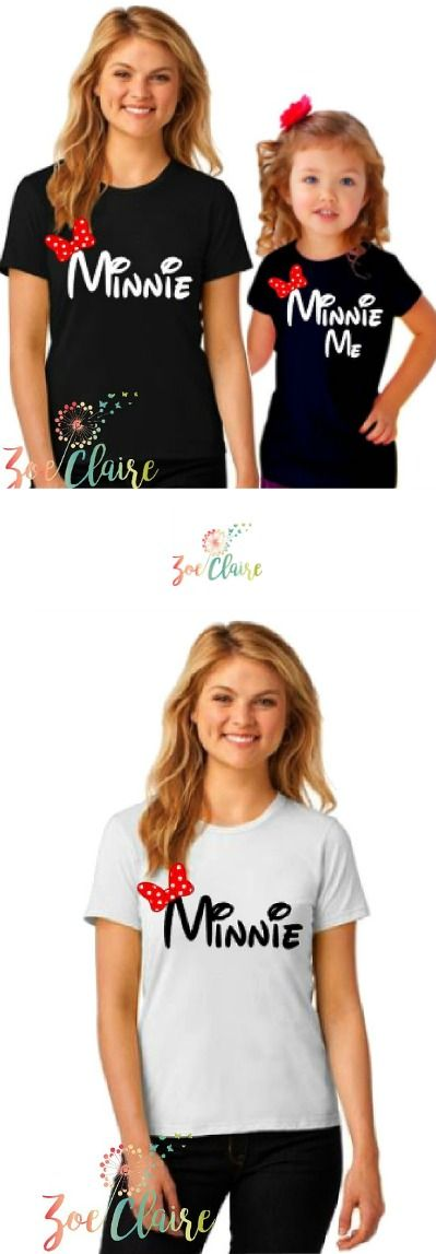 A personal touch means so much! Add a name and create your own Mommy and Me Matching Disney shirts for your upcoming trip or any occasion.  Learn more here: https://www.etsy.com/listing/450358302/disney-shirts-i-disney-family-shirts-i?ga_order=most_relevant&ga_search_type=all&ga_view_type=gallery&ga_search_query=disney%20family%20shirts&ref=sr_gallery_10