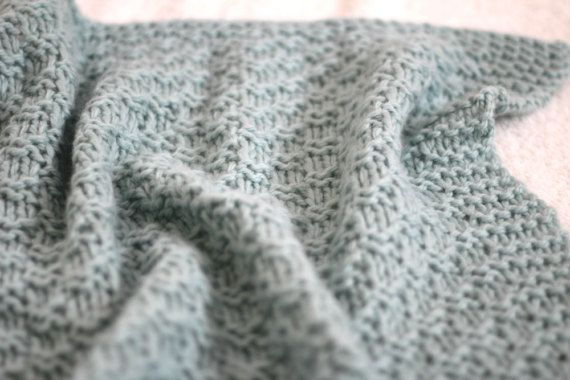 Knitting Pattern Abbreviations Us : The 188 best images about Blankets and Throws - Knitting and Crochet Patterns...