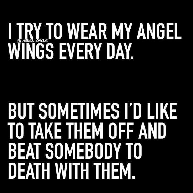 Wear my wings
