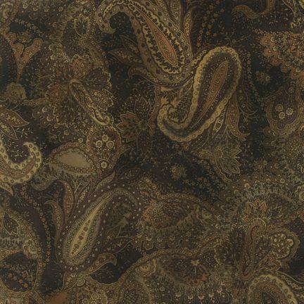 Robert Kaufman Fabrics: ELJ-10414-200 VINTAGE from Mademoiselle
