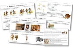 La préhistoire – Traces écrites CE2   la maîtresse a des yeux dans le dos