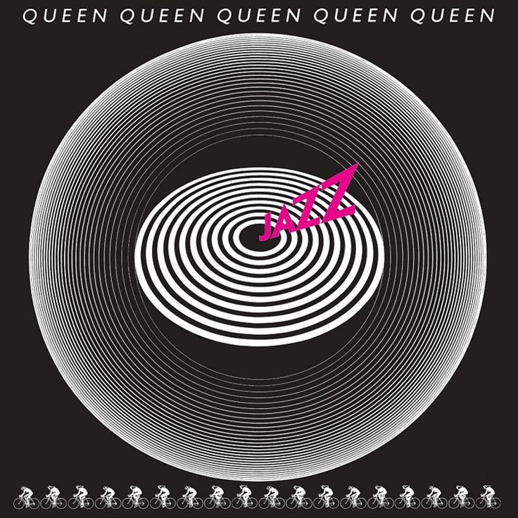 Queen Jazz on 180g LP Sourced from the Original Master Tapes, Mastered By Bob…