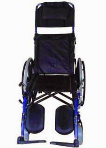 Wheelchair : Handicap Products: Benefit Of Reclining Wheelchair