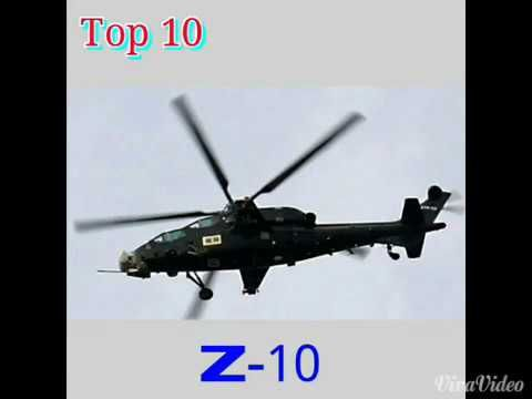 Most Top 10 Helicopter in the world