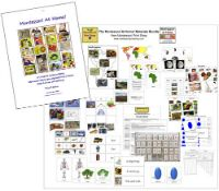Printable Montessori Materials for learning in the home and at school - Free Montessori Materials