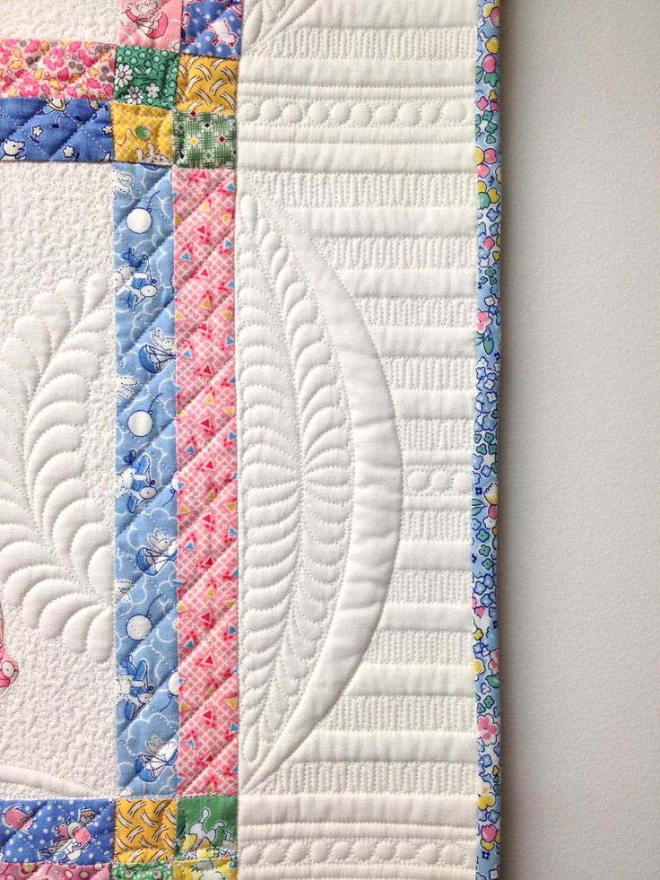 231 best Quilt Border/Sashing Ideas images on Pinterest | Longarm ... : quilt border pattern ideas - Adamdwight.com