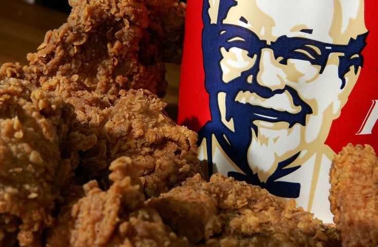 KFC Meals For Under 500 Calories