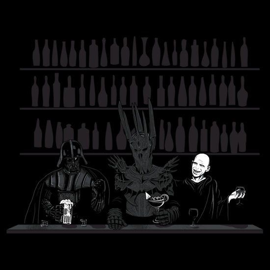 Dark Lords happy hour