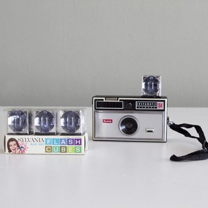 Kodak Instamatic 104 Outfit now featured on Fab.: Vintage, Fab, Fun Memories, Instamatic 104, 104 Outfit, Products, Cameras