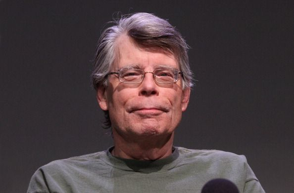STEPHEN  KING   ----   10 Famous Authors Who Remind Us That Great Writers Can Also Be Decent Human Beings