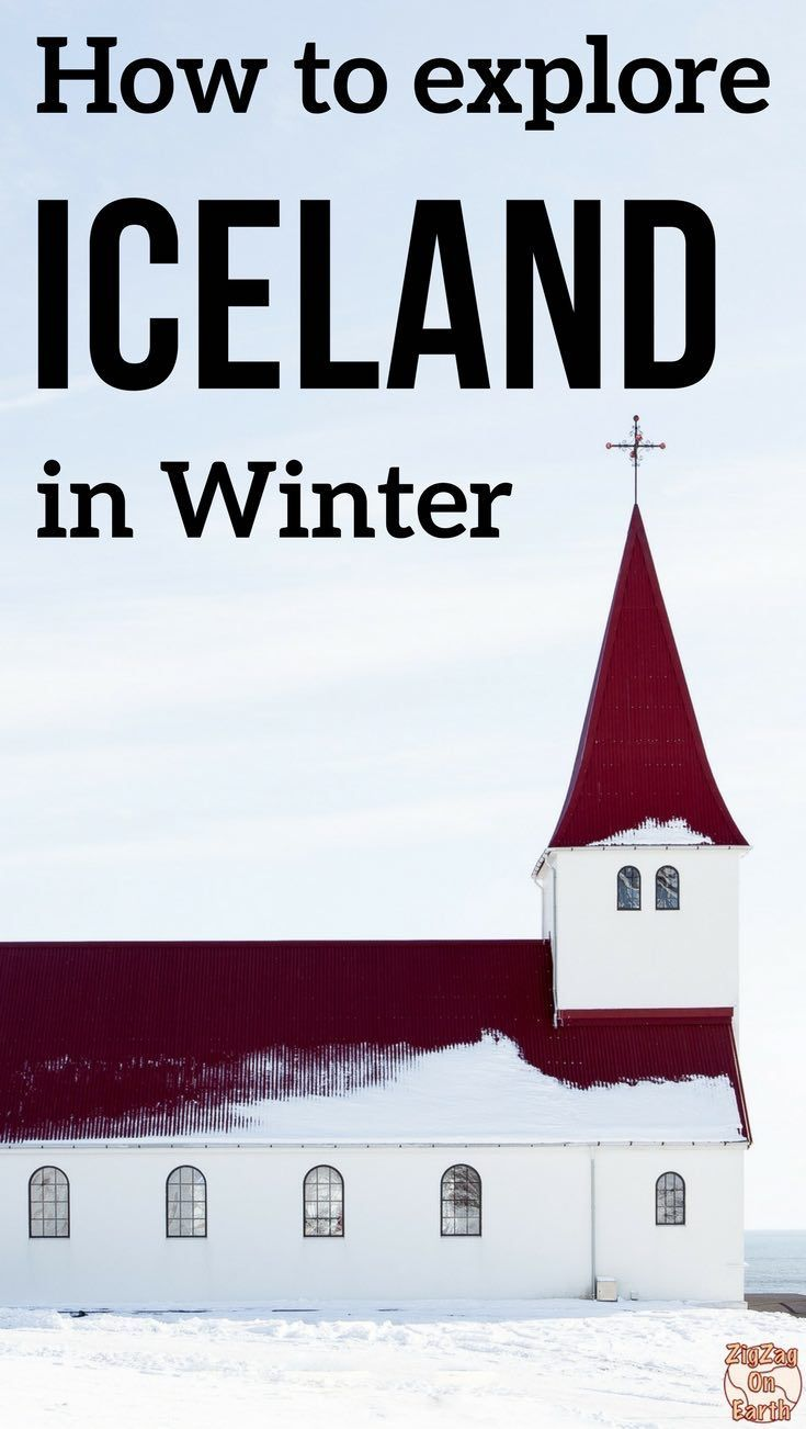 Iceland Travel Guide -  How to experience Iceland in Winter - weather, temperature, tips, driving in Winter in Iceland, Iceland Winter Tour packages, what to pack, Northern Lights... | Iceland Travel Tips | Iceland itinerary | Iceland Winter Travel #Iceland