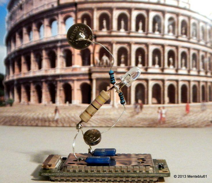 Diskobolus of Myron by Gian Luigi Perrella on 500px