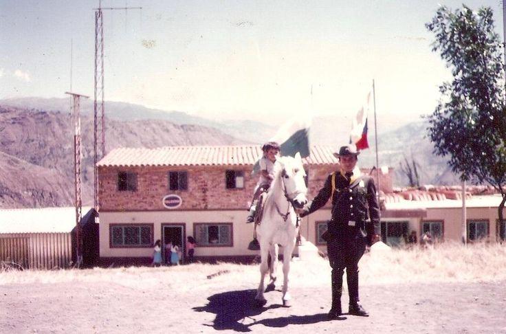 Subestación de Policía Macarabita, Santander, 1987