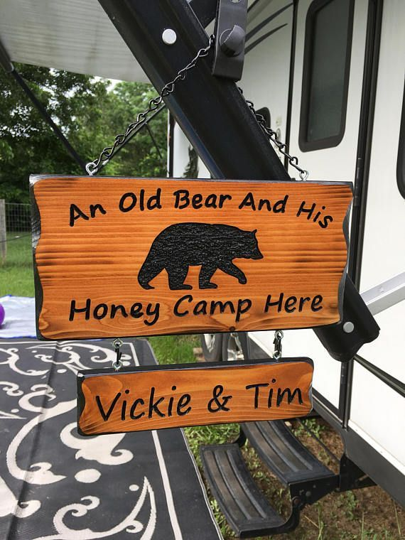 25 Unique Camping Signs Ideas On Pinterest Camp Signs