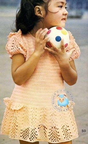 crochet baby dresses   make handmade, crochet, craft