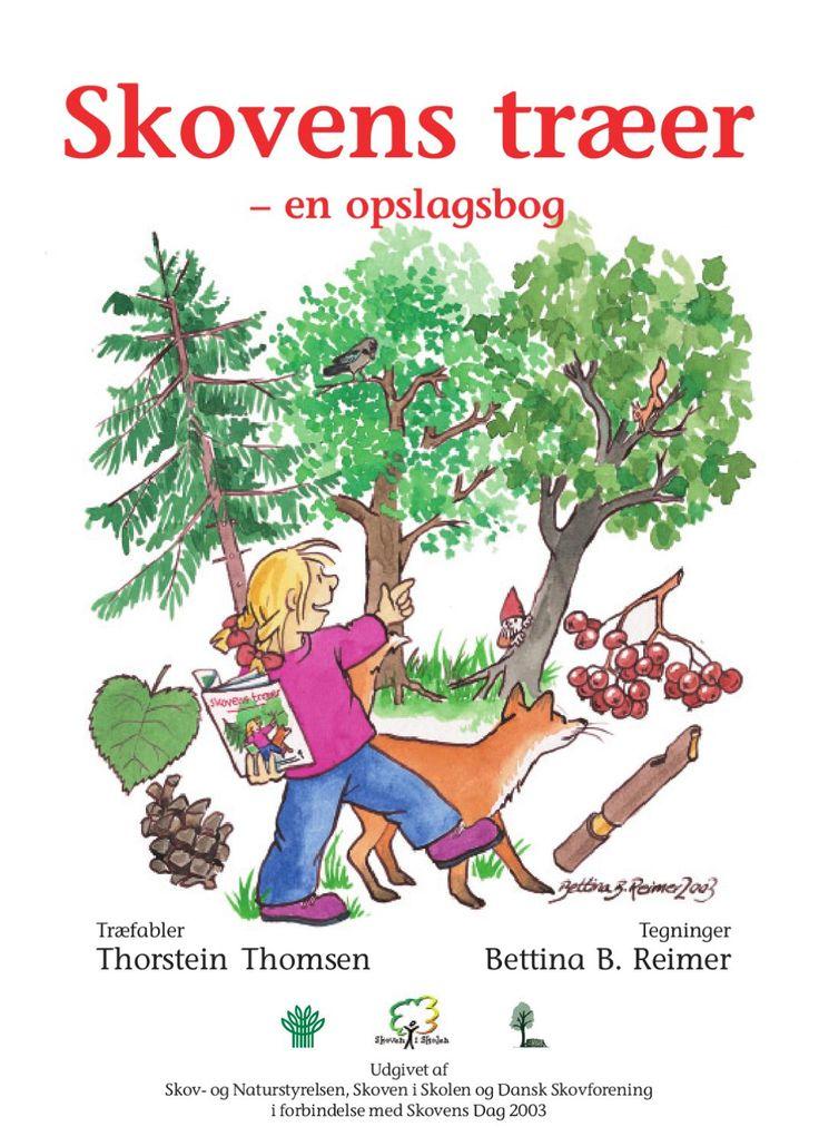 nem tekst og billeder fortælles om de vigtigste træer i skoven og deres betydning for mennesker, dyr og fugle. Hæftet blev uddelt på Skovens Dag 2003.