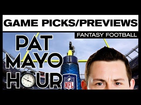 2016 Fantasy Football: Week 10 NFL Picks Against the Spread, Game Previews & Injuries