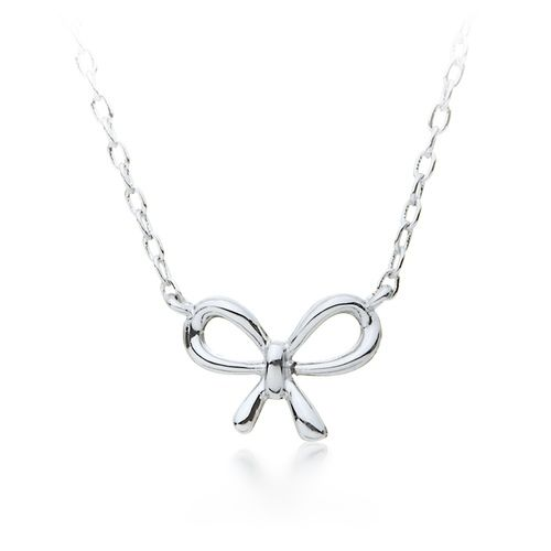 Bow of Love Petite Pendant