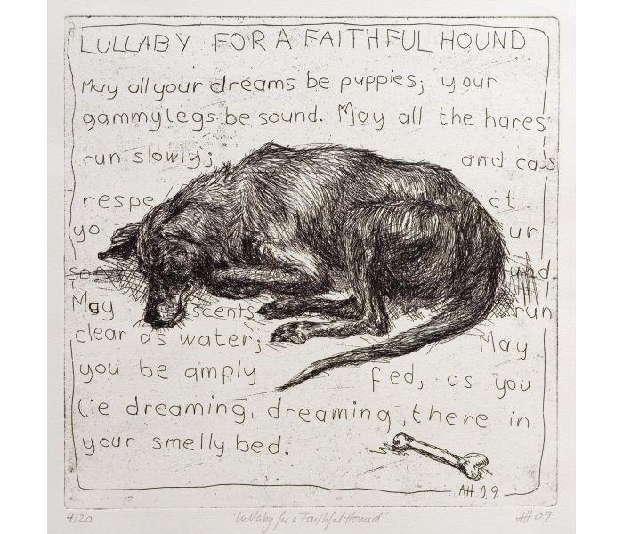 Lullaby for a Faithful Hound