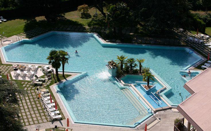 Oltre 25 fantastiche idee su piscina termale su pinterest - Piscine abano terme aperte al pubblico ...