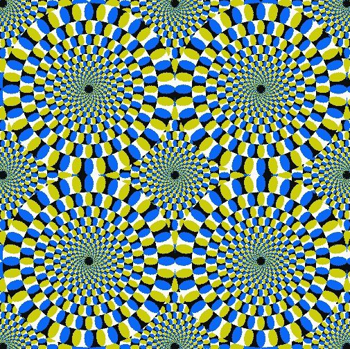 it is a normal picture,while you must it is moving.Normal Picture'S Whil, Normal Pictures Whil
