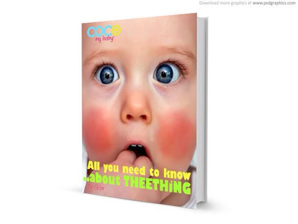 Don't let your baby crying.. Here is an ebook about baby teething. And it's FREE