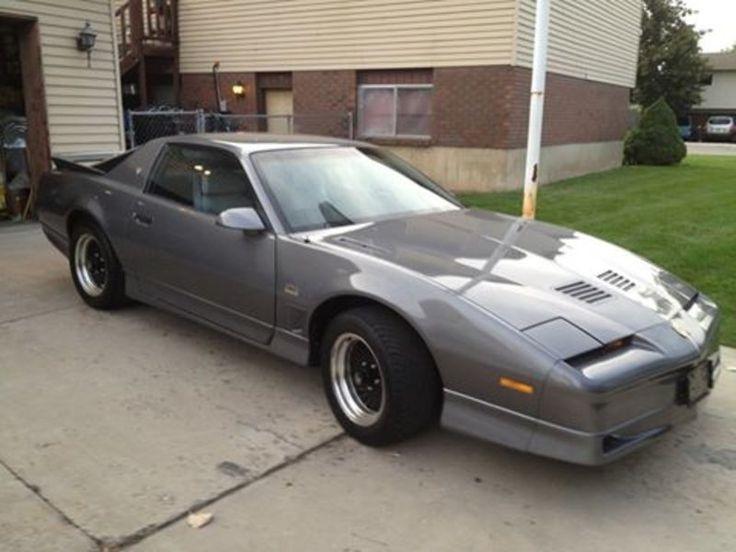 1988 Pontiac Firebird Trans Am GTA (UT) - $7,900 Please call Dustin @ 801-360-0841 to see this Pontiac