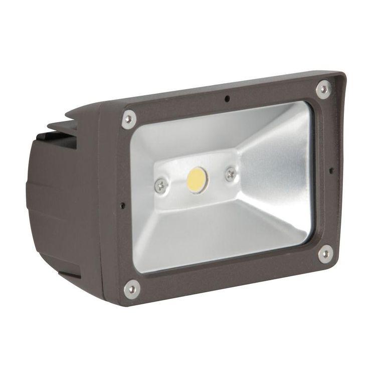 ADL Lumin 10 Watt LED Outdoor Flood Light