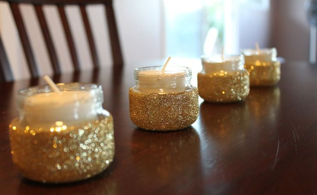 crafts made with babyfood jars | Pouch Food — Use Baby Food Jars to Make These 8 Creative Crafts ...