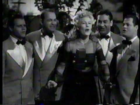"""I've got a Gal in Kalamazoo - This is the full clip of the Glenn Miller band with Tex Beneke and one of the greatest dance routines ever in movies by the Nicholas Brothers. From the 1942 movie """"Orchestra Wives"""""""