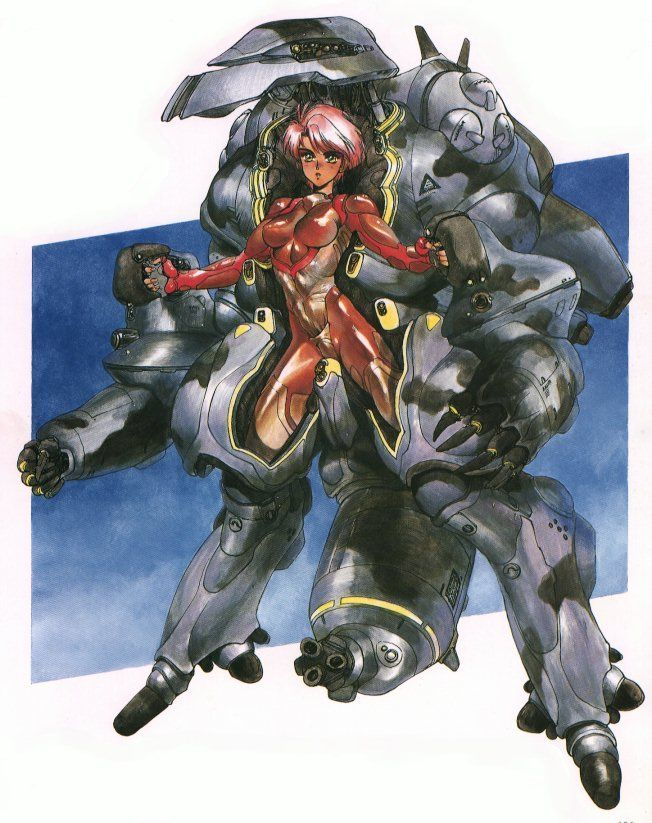 Art by 士郎 正宗 Masamune Shirow*  • Blog/Info | (https://en.wikipedia.org/wiki/Masamune_Shirow) ★ || CHARACTER DESIGN REFERENCES™ (https://www.facebook.com/CharacterDesignReferences & https://www.pinterest.com/characterdesigh) • Love Character Design? Join the #CDChallenge (link→ https://www.facebook.com/groups/CharacterDesignChallenge) Share your unique vision of a theme, promote your art in a community of over 50.000 artists! || ★