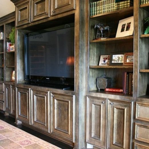 27 Cool Basement Home Theater Ready To Entertain: 36 Best Entertainment Centers Images On Pinterest