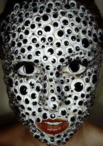 Maquillaje de terror para Halloween