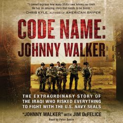 Code Name: Johnny Walker, a #Historical #Military #Biography by Jim DeFelice, can now be sampled in audio here... http://amblingbooks.com/books/view/code_name_johnny_walker