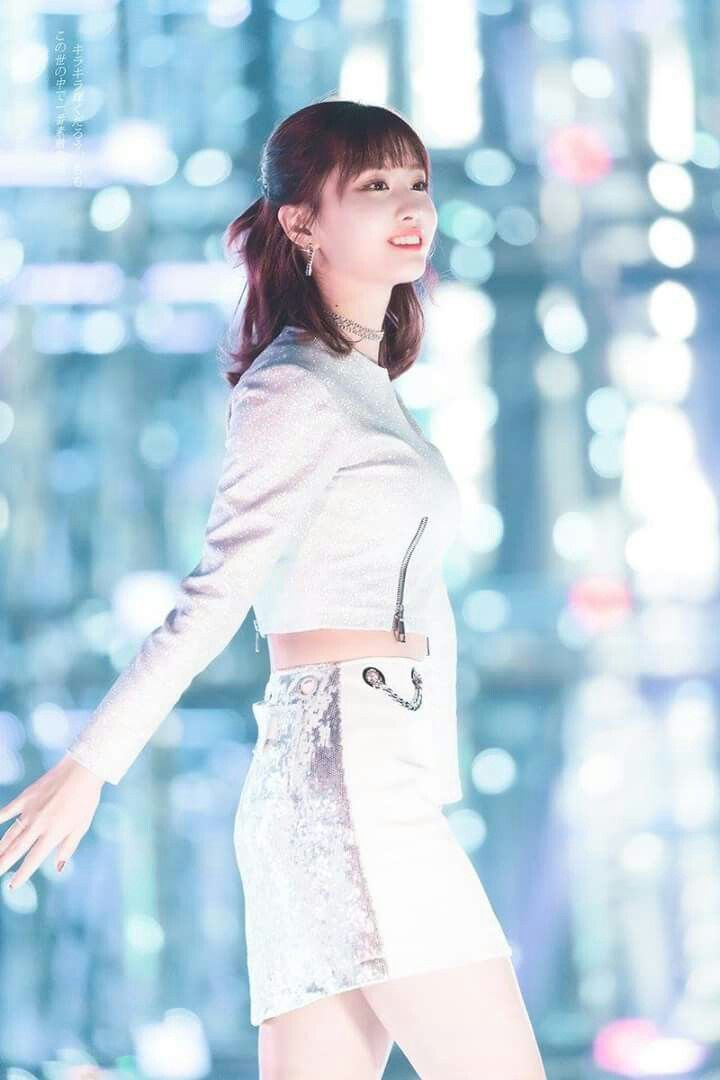 Twice-Momo 171225 SBS Gayo Daejeon