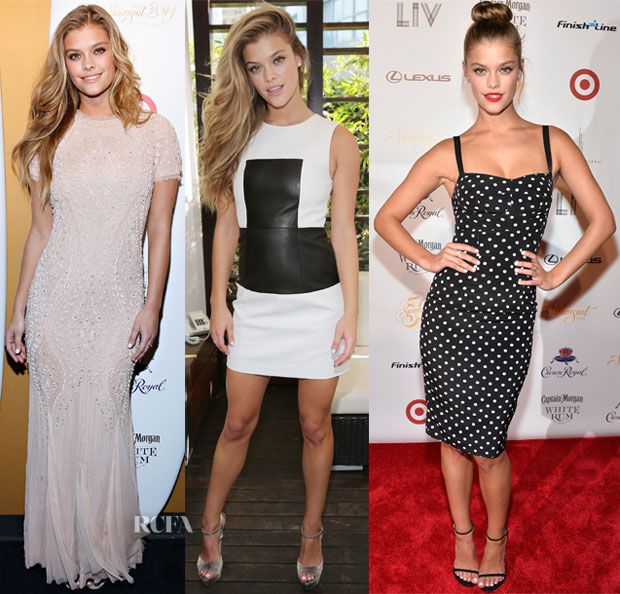 Nina Agdal's Sports Illustrated Swimsuit Edition's 50th Anniversary Issue Celebrations