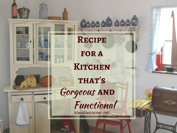 Remodeling Kitchen Ideas Recipe For A Gorgeous Functional Kitchen