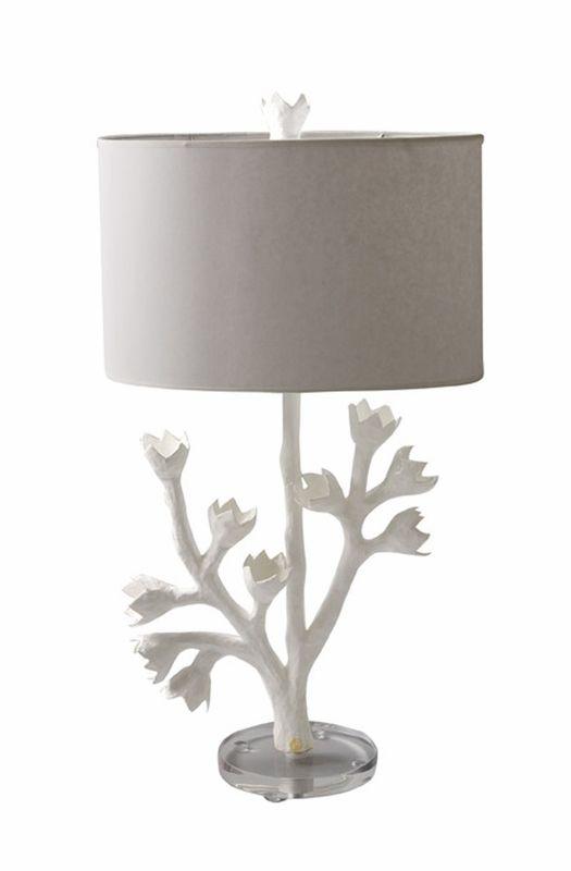 Tulip Tree Lamp