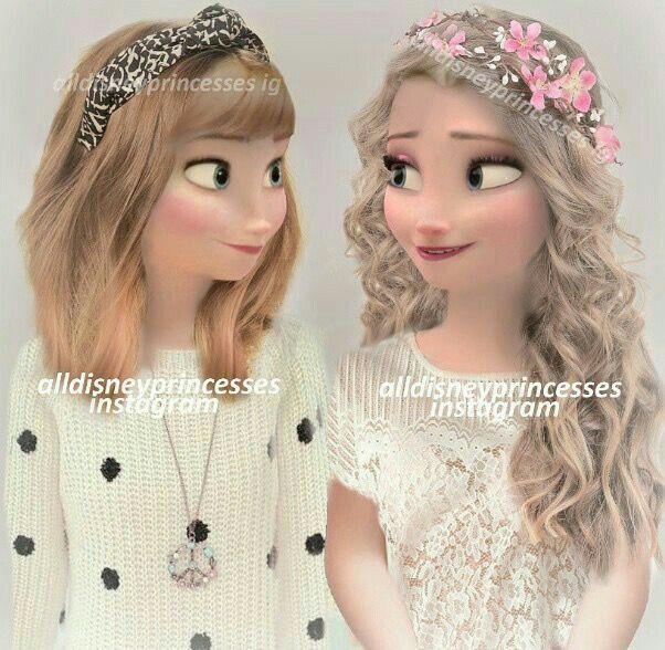 Elsa e ana