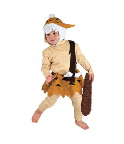 Cave Boy στολή για μικρό αγόρι ο Ανθρωπος των Σπηλαίων